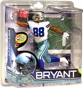 McFarlane Toys NFL Sports Picks Series 28 Action Figure Dez Bryant (Dallas Cowboys)