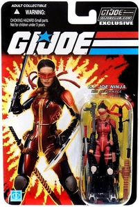 Hasbro GI Joe 2012 Subscription Exclusive Action Figure Kim Arashikage [Agent Jinx]