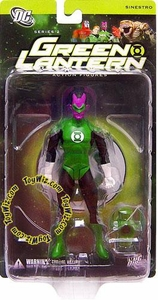 DC Direct Green Lantern Series 2 Action Figure Sinestro as Green Lantern