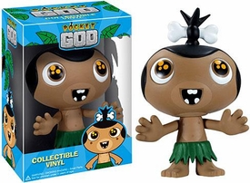 Funko POP! Pocket God Vinyl Figure Cute Double Rainbow Pygmy