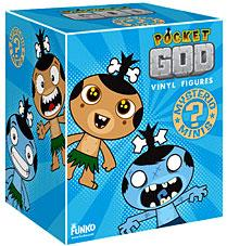 Funko Pocket God Mini Vinyl Figure Mystery Pack [1 Random Figure]