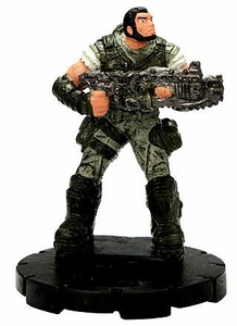 Gears of War Heroclix Single Figure #002 Dominic Santiago