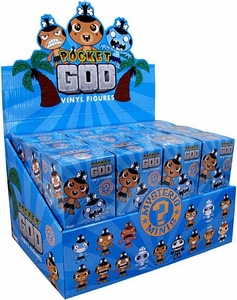 Funko Pocket God Mini Figure Mystery Box [24 Packs]