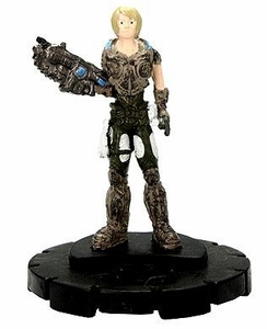 Gears of War Heroclix Single Figure #005 Anya Stroud