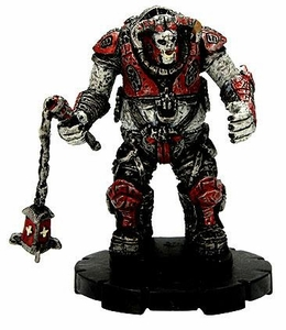Gears of War Heroclix Single Figure #006 Mauler