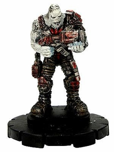 Gears of War Heroclix Single Figure #007 Locust Drone