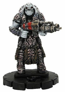 Gears of War Heroclix Single Figure #009 General Raam