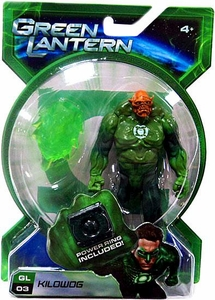 Green Lantern Movie 4 Inch Action Figure GL 03 Kilowog BLOWOUT SALE!
