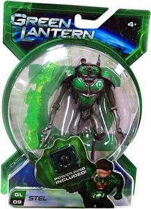 Green Lantern Movie 4 Inch Action Figure GL 09 Stel