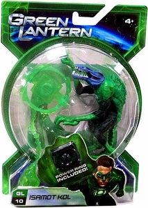 Green Lantern Movie 4 Inch Action Figure GL 10 Isamot Kol