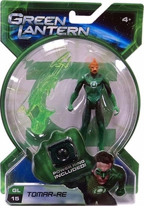 Green Lantern Movie 4 Inch Action Figure GL 15 Tomar-Re