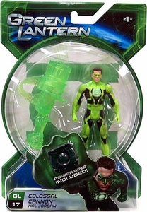 Green Lantern Movie 4 Inch Action Figure GL 17 Colossal Cannon Hal Jordan