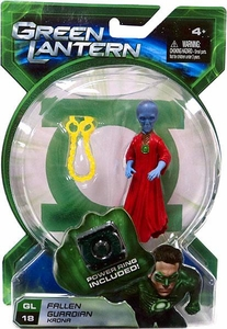 Green Lantern Movie 4 Inch Action Figure GL 18 Fallen Guardian Krona