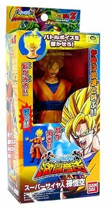 Dragon Ball Z Bandai Japanese Light & Sound Action Figure Super Saiyan Goku
