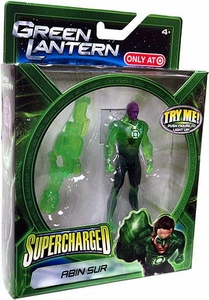Green Lantern Movie Exclusive Supercharged Abin Sur