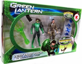 Green Lantern Movie Exclusive Action Figure 2-Pack Test Pilot Pack [Hal Jordan & Martin Jordan]