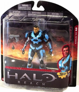Halo Reach McFarlane Toys Series 6 Action Figure Kat [Unhelmeted]