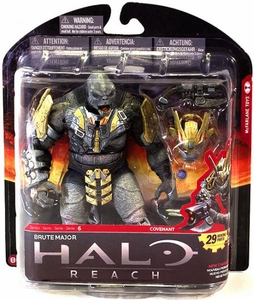 Halo Reach McFarlane Toys Series 6 Action Figure Brute Major
