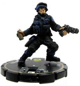 Marvel Heroclix Critical Mass Limited Edition Single Figure LE #204 Roger Falcone