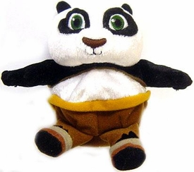 Kung Fu Panda Movie 4 Inch Plush Figure Po