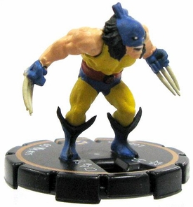 Marvel Heroclix Mutant Mayhem Limited Edition Single Figure LE #215 Logan