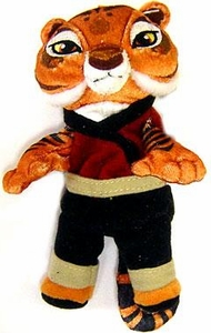 Kung Fu Panda Movie 4 Inch Plush Figure Tigress [Young Version]