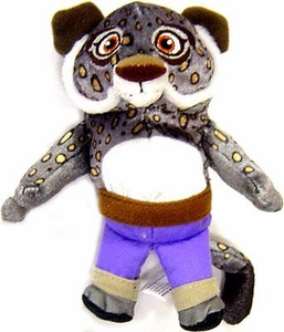Kung Fu Panda Movie 4 Inch Plush Figure Tai Lung [Young Version]