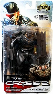 Crysis 2 Gamestars 4 Inch Action Figure Heavy [Alien Devastator Unit]