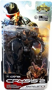 Crysis 2 Gamestars 4 Inch Action Figure Grunt [Alien Infantry Unit]