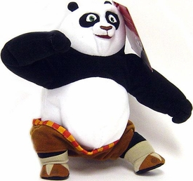 Kung Fu Panda Movie 6 Inch Plush Buddy Figure Po