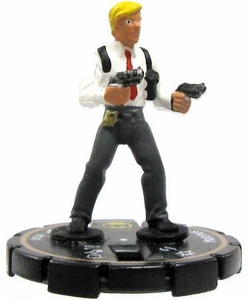 DC Heroclix Unleashed Limited Edition Single Figure LE #203 Matches Malone