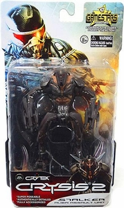 Crysis 2 Gamestars 4 Inch Action Figure Stalker [Alien Assault Unit]