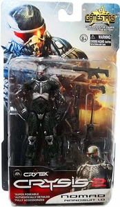 Crysis 2 Gamestars 4 Inch Action Figure Nomad [Nanosuit 1.0]