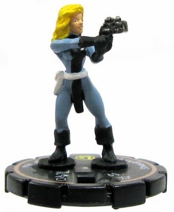 DC Heroclix Unleashed Limited Edition Single Figure LE #204 Shavaughn Erin