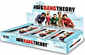 Cryptozoic Big Bang Theory Seasons 3 & 4 Trading Card Box [24 Packs]