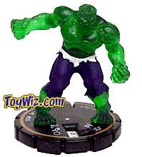 Marvel Heroclix Toyfare Exclusive #218 Mutant Mayhem Hulk