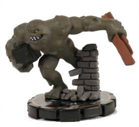 DC Heroclix Collateral Damage Limited Edition Single Figure #220 Ultimate Clayface