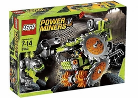 LEGO Power Miners Set #8963 Rock Wrecker