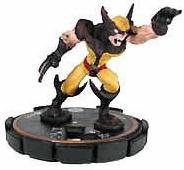 Marvel Invinity Challenge Heroclix Single Figure Wolverine #171