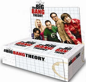 Cryptozoic Big Bang Theory Seasons 1 & 2 Trading Card Box [24 Packs]