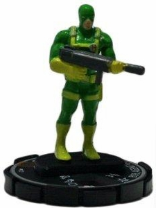 Marvel Heroclix Single Figure #102 Bob, Agent of Hydra