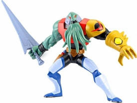 Ben 10 LOOSE 4 Inch Action Figure Vilgax [Version 2 - Multicolored]
