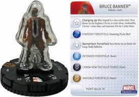 Marvel Heroclix Single Figure #101 Bruce Banner