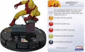 Marvel Heroclix Single Figure #103 Daredevil