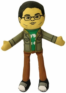 The Big Bang Theory Collectible 11 Inch Plush Leonard