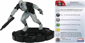 Marvel Heroclix Single Figure #103 Deadpool