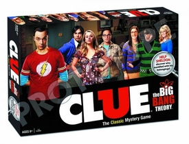 Big Bang Theory Clue New!