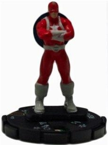 Marvel Heroclix Single Figure #101 Red Guardian