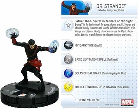 Marvel Heroclix Single Figure #005 Dr. Strange