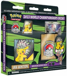 Pokemon 2013 World Championship Ian Whiton's American Gothic Deck